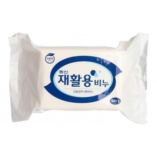 Мыло хозяйственное Recycled laundry soap 480g