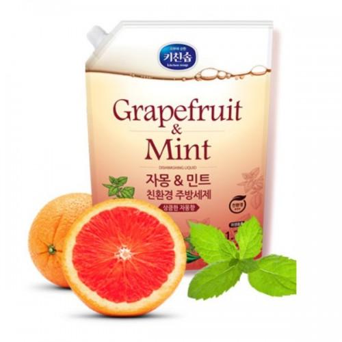 Средство для мытья посуды Grapefruit&Mint Dishwashing Detergent