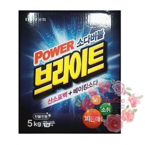 Стиральный порошок Power Bright Refill Type 5kg
