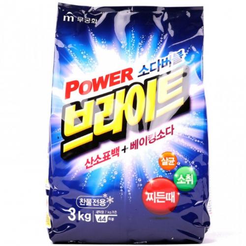 Стиральный порошок Power Bright Refill Type 3kg