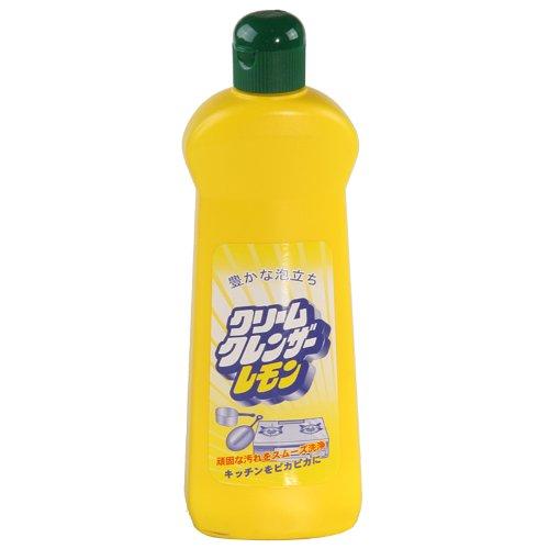 "Чистящее средство ""Cream Cleanser"" с полирующими частицами и свежим ароматом лимона"
