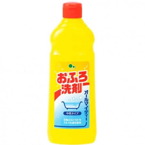 Чистящее средство для ванной комнаты (с ароматом цитрусовых) 500 мл