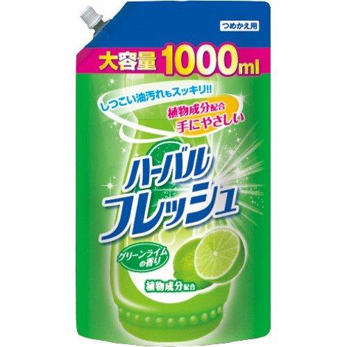 Средство для мытья посуды, овощей и фруктов (аромат лайма) 1000мл