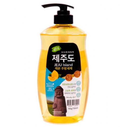Средство для мытья посуды YUNSOL JEJU Island Lemon с ароматом лимона