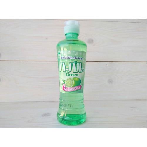 Концентрированное средство для мытья посуды, овощей и фруктов (аромат лайма)