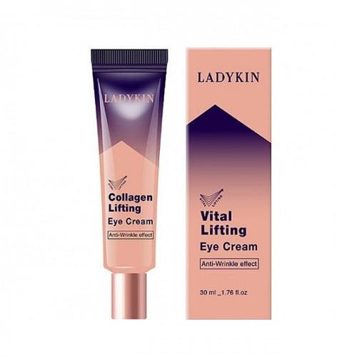Крем для век с коллагеном LadyKin Collagen Lifting Eye Cream