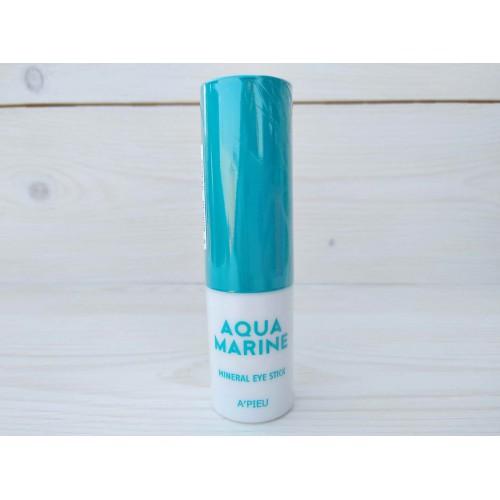 Стик минеральный увлажняющий A'PIEU Aqua Marine Mineral Eye Stick
