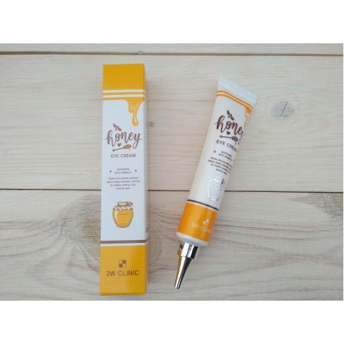 Питательный крем для век с экстрактом меда Honey Eye Cream