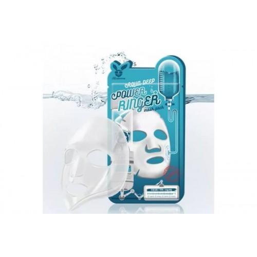 Тканевая маска для лица увлажнение AQUA DEEP POWER Ringer mask pack