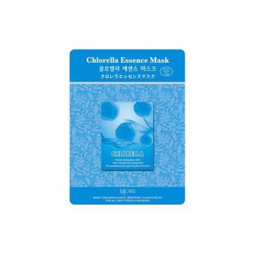 Маска тканевая хлорелла Chlorella Essence Mask