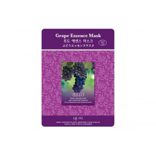 Маска тканевая виноград Grape Essence Mask