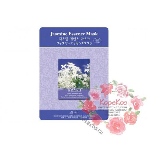 Маска тканевая жасмин Jasmine Essence Mask