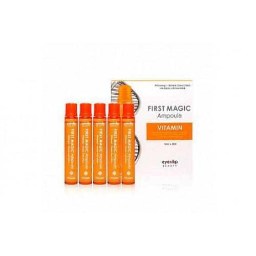 Ампулы для лица с витаминами First Magic Ampoule Vitamin