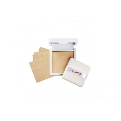 Матирующие салфетки набор Auto oil paper Pact
