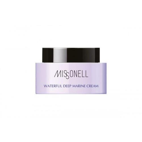 Высокоувлажняющий питательный крем для лица с морскими минералами Waterful deep marine cream