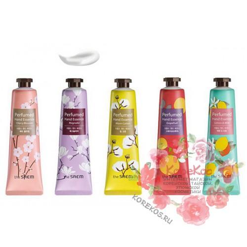 Крем-эссенция для рук парфюмированный Perfumed Hand Essence