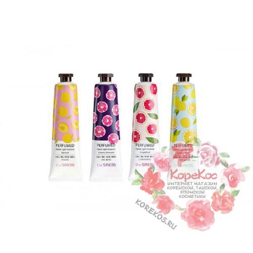 Крем-эссенция для рук парфюмированный Perfumed Hand Light Essence