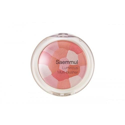 Румяна придающие сияние Saemmul Luminous Multi Blusher