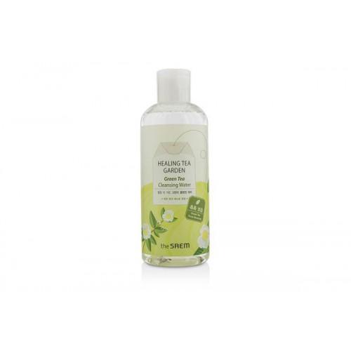 Вода очищающая увлажняющая с экстрактом зеленого чая Healing Tea Garden Green Tea Cleansing Water