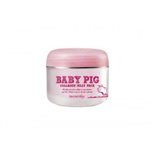 Маска ночная гелевая с коллагеном Baby Pig Collagen Jelly Pack