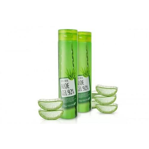 Мультигель с экстрактом алоэ 10 в 1 TheYEON 10 in 1 Real Aloe Gel 92%
