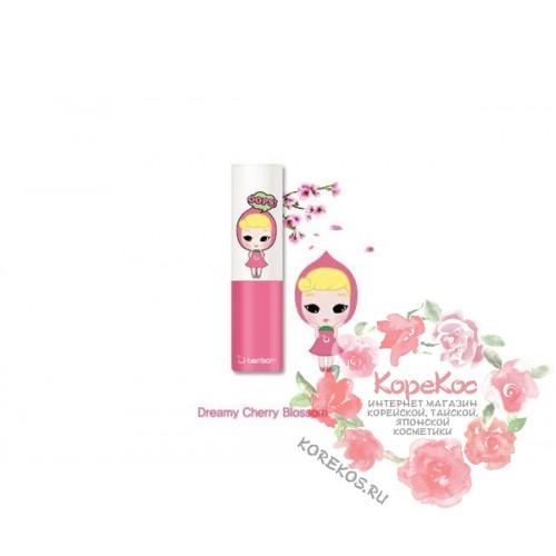 Жидкий гель для губ с тату эффектом OOPS Angel Lip Tatoo 05 Dreamy cherry blossom