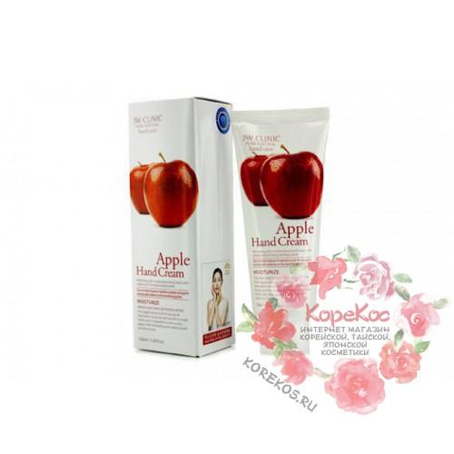 Крем для рук увлажняющий с экстрактом яблока Apple Hand Cream