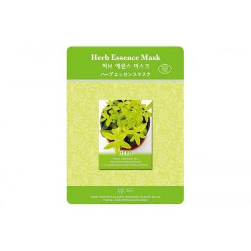 Маска тканевая лечебные травы Herb Essence Mask