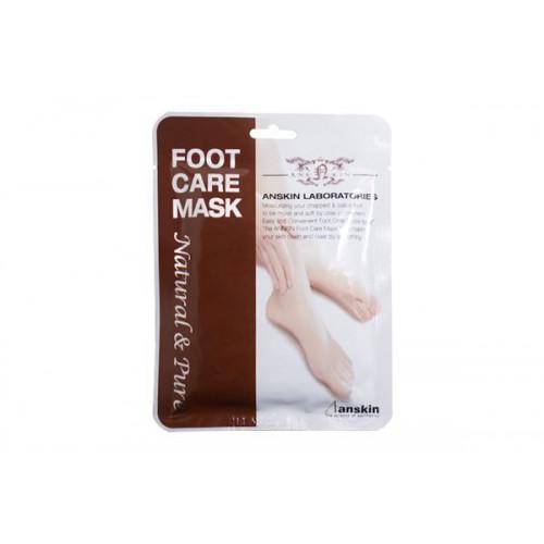 Маска для ног Natural Pure Foot Care Mask