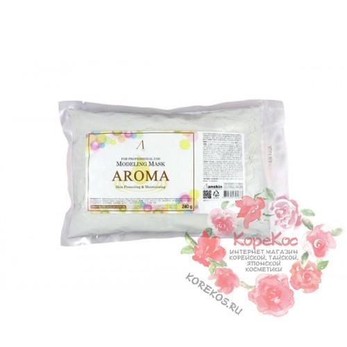 Маска альгинатная антивозрастная питательная Aroma Modeling Mask/Refill 240гр