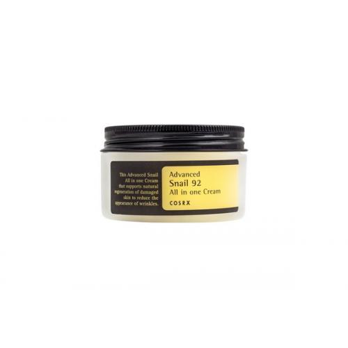 Крем для лица с фильтратом улитки Advanced Snail 92 All in one Cream