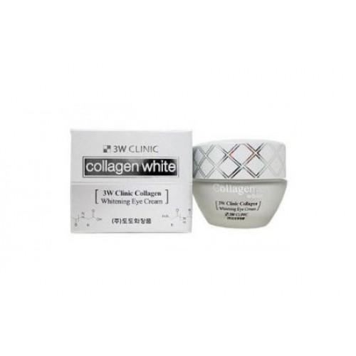 Крем для век осветляющий с коллагеном Collagen Whitening Eye Cream