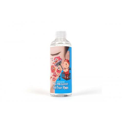 Пилинг-тоник с фруктовыми кислотами Hell-Pore Clean Up Aha Fruit Toner