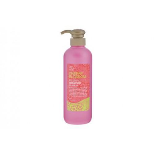 Шампунь (вишня) Rossom Cherry Blossom Shampoo