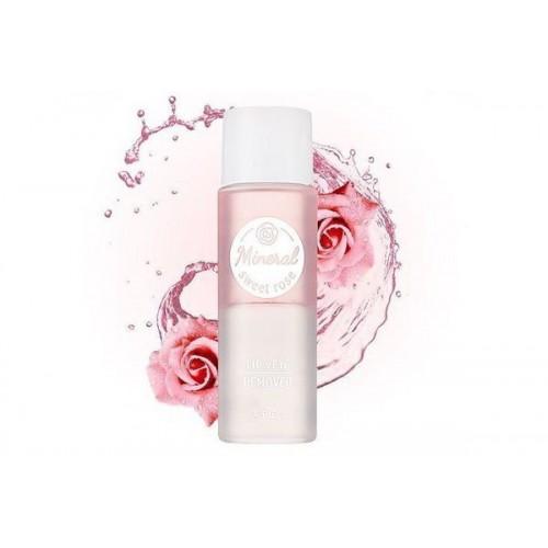 Жидкость для снятия макияжа A'PIEU Lip&Eye Remover (Sweet Rose)