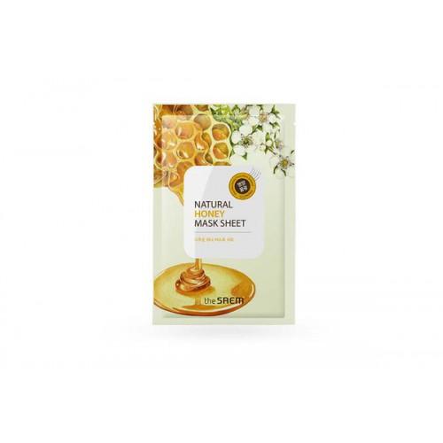 Маска тканевая с экстрактом меда Natural Honey Mask Sheet