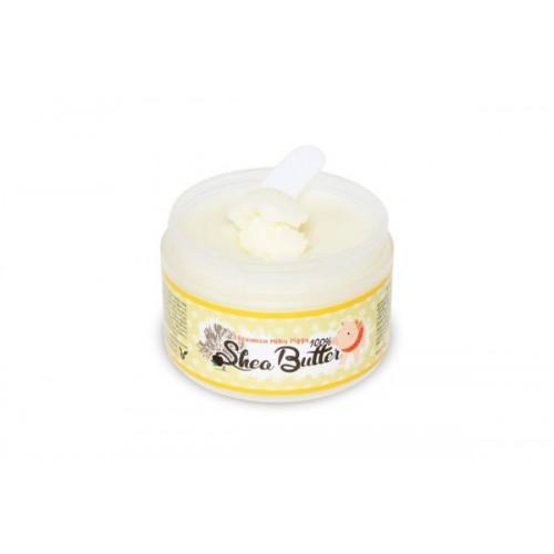 Крем-бальзам с маслом ши Elizavecca 100% Shea Butter