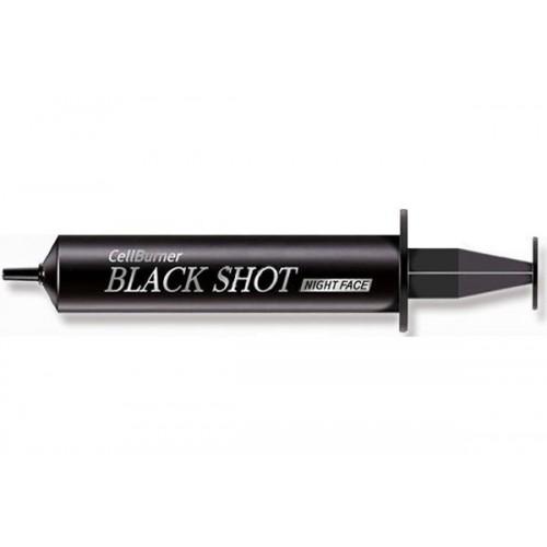 Крем ночной концентрированный для сжигания жира для лица и шеи Black Shot (Night Face)