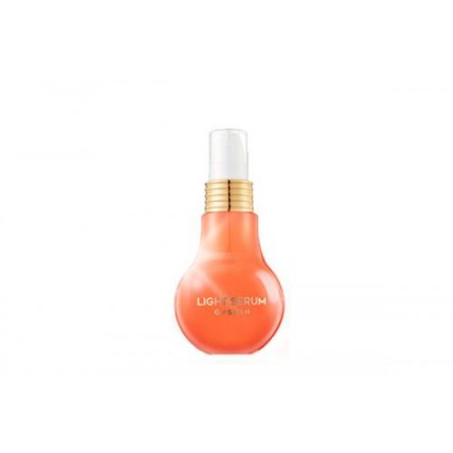 Сыворотка для лица легкая коэнзим Q10 и витамин Е ENERGIZING LIGHT SERUM (coenzyme q10 and vitamin e)
