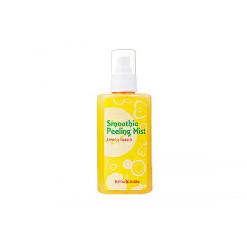 Отшелушивающий мист-скатка Holika Holika Smoothie Peeling Mist Lemon Squash