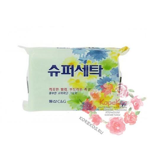 Мыло хозяйственное Super Laundry Soap