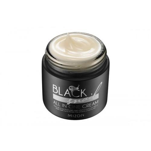 Крем многофункциональный с черной улиткой Black snail all one cream