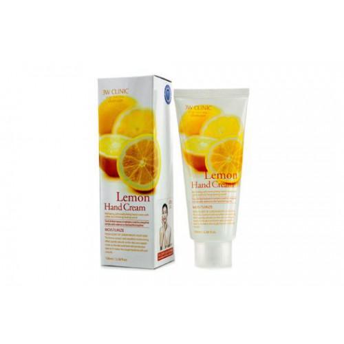 Крем для рук увлажняющий с экстрактом лимона Lemon Hand Cream