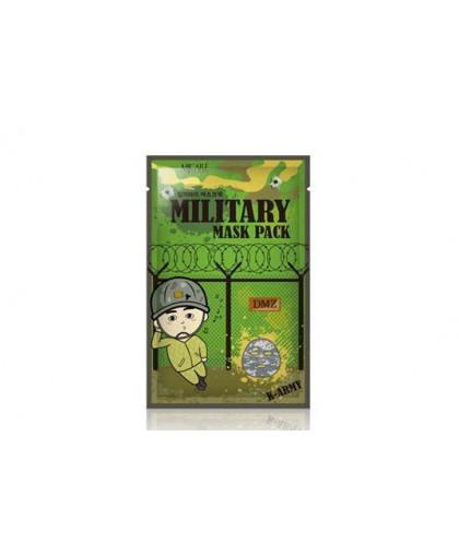 Маска для лица мужская MJ Military mask