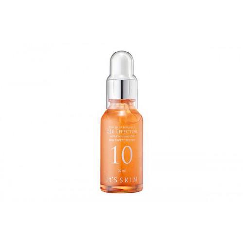 Концентрированная лифтинг сыворотка для лица с коэнзимом Q10 It's Skin Power 10 Formula Q10 Effector
