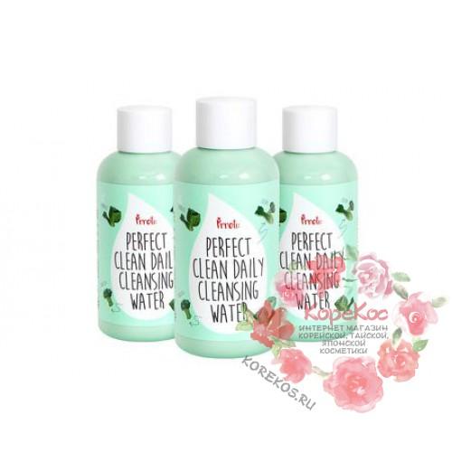 Жидкость для снятия макияжа Perfect Clean Daily Cleansing Water