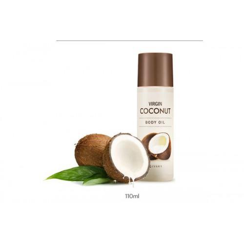 Масло для тела кокосовое MISSHA VIRGIN COCONUT BODY OIL