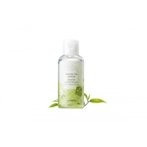Средство для снятия макияжа с глаз и губ Healing Tea Garden Green Tea Lip & Eye Remover