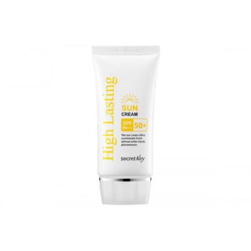 Крем солнцезащитный многофункциональный антивозрастной High Lasting Sun Cream SPF50