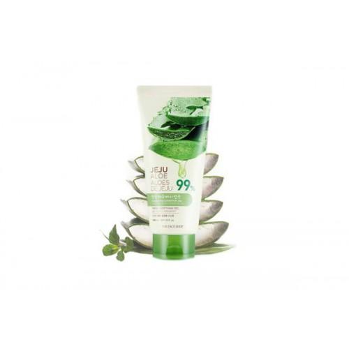 Гель универсальный с экстрактом алоэ aloe fresh soothing gel tube